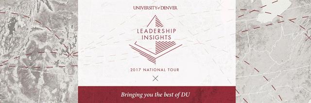 Leadership Insights Series