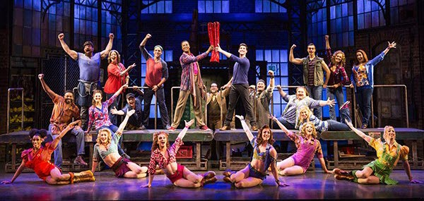 Night Out at the Theatre: Kinky Boots