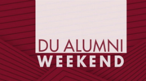 Inaugural Alumni Weekend