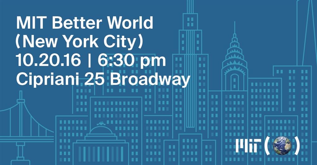 MIT Better World (New York City)