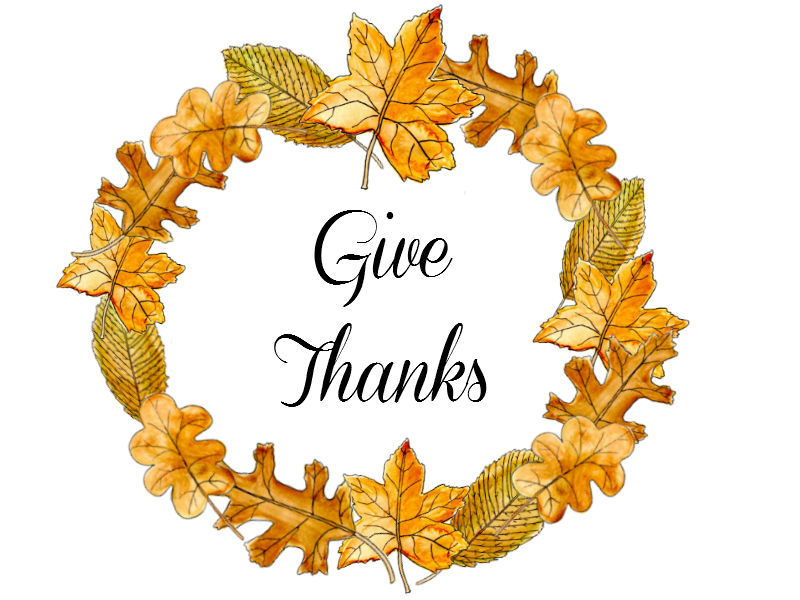 ... Turkey Clipart , Give Thanks To The Lord Clipart , Thanksgiving