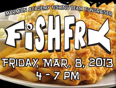 lenten fish fry fundraiser
