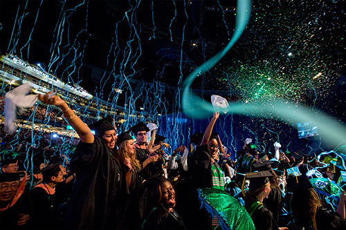 Tulane Commencement 2015