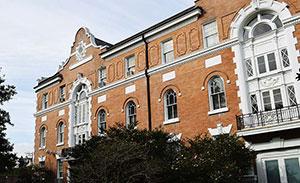 Mussafer Hall