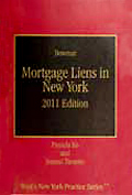 Mortgage Liens in New York, 2011 ed.